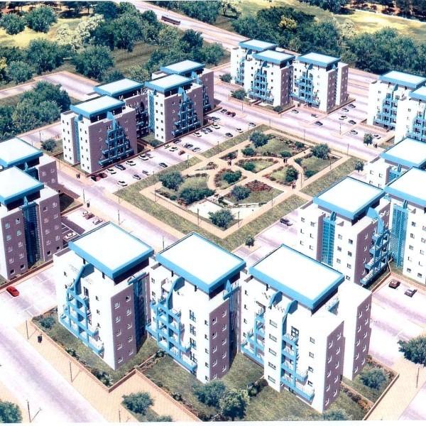 פרוייקט מגורים באשדוד